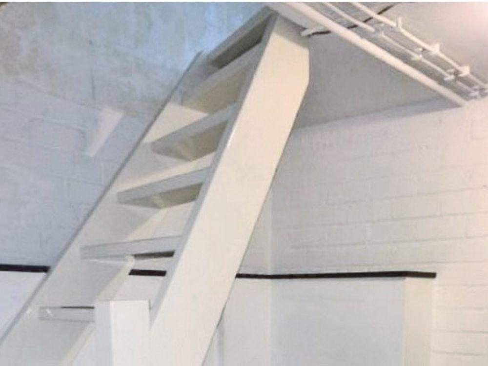 Sutmuller for Wat kost een houten trap